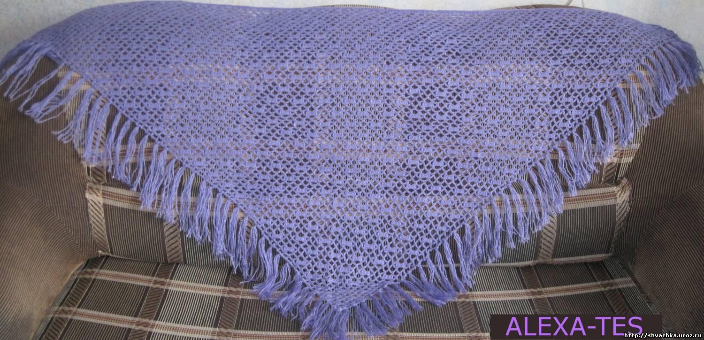 Как делать кисти к шали - Вязание Крючком. Блог 49