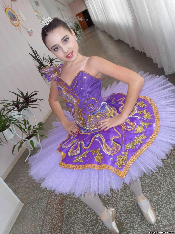 Как сделать балетную пачку своими