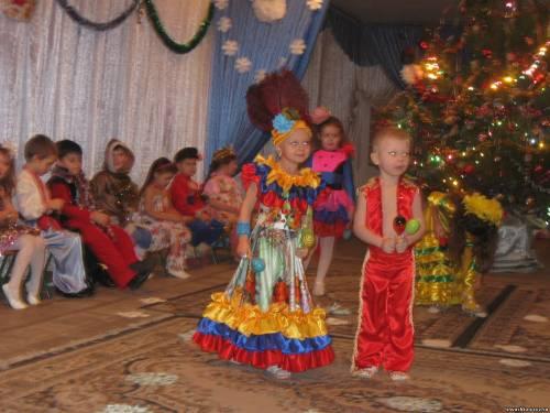 Костюмы бразильского карнавала  для ребенка